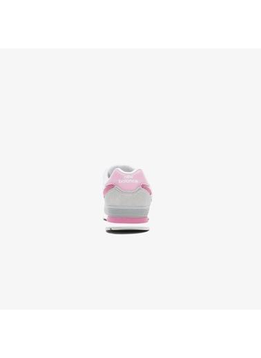 New Balance Unisex Çocuk  Sneakers PV574SA2.026 Gri